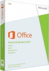 Офисная программа Microsoft Office Home and Student 2013 32/64